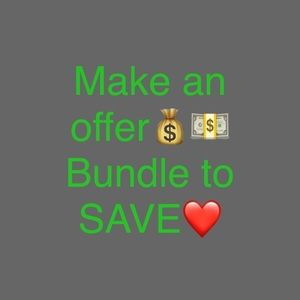 Other - Make an OFFER💰💵 Bundle to SAVE❤️
